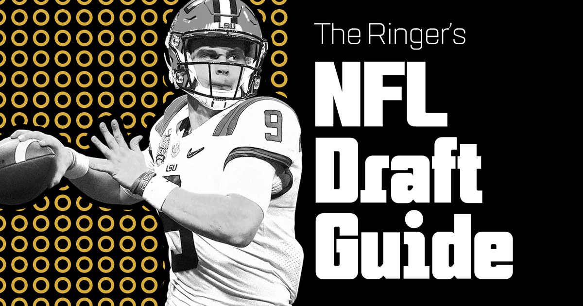The Ringer's Updated Top-50 NFL Big Board and Mock Draft